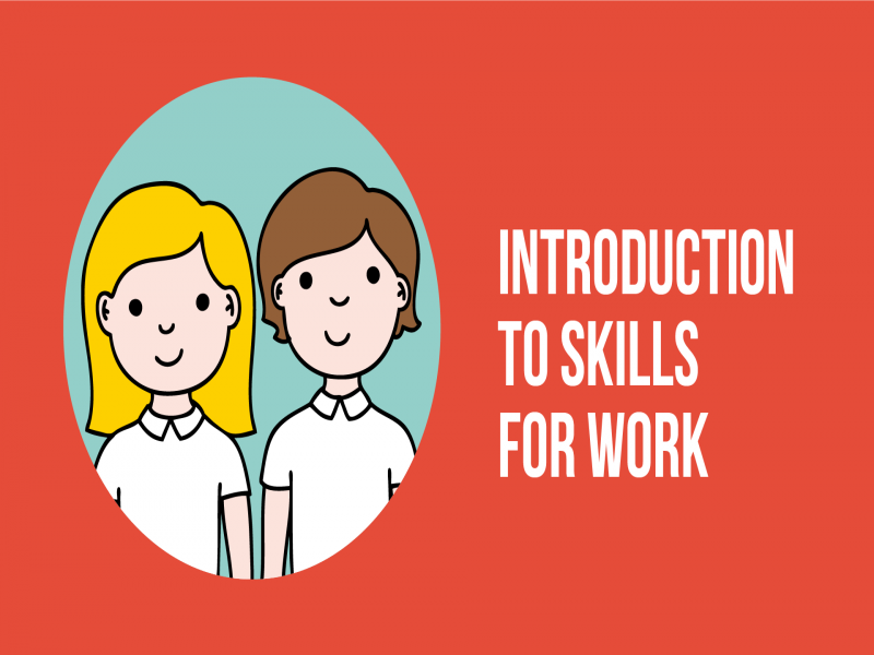 Introduction To Skills For Work Pomo